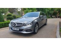 MERCEDES E300 CDI HYBRID 2014 EXCELLENT CONDITION FULL MB HISTORY