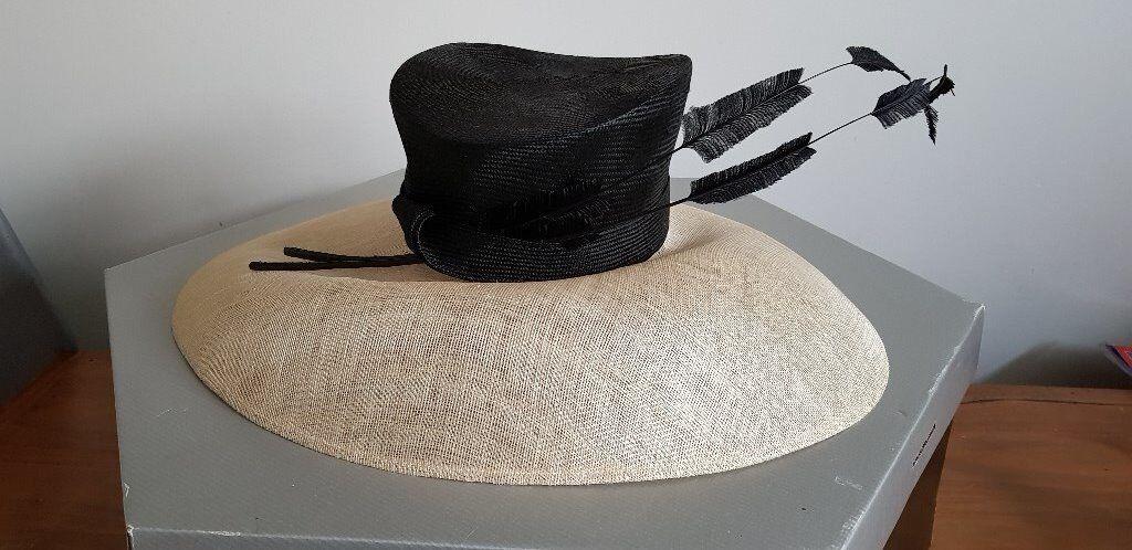 Beautiful Elegant Royal Ascot Hat by Suzanne Bettley  323f6a5cda9