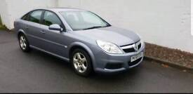 Vauxhall vectra exclusiv 1.8 low miles years mot