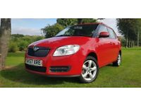 Skoda Fabia 1.4 TDI PD 2 5dr FULL SERVICE HISTORY & £30 PER YEAR ROAD TAX