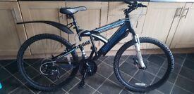Barracuda Mens Mountain Bike