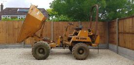 2.5 Ton Winget Dumper ready to work