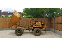 2.5 Ton Winget Dumper ready to work