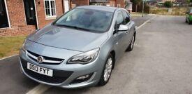 2013 Vauxhall Astra 1.7 CDTi ecoFLEX 16v SE (stop/start) 5dr 130bhp