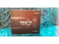 Samsung Gear VR V4 Headset (2017) With Controller