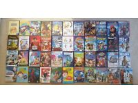 Kids DVD's 40+ Huge Collection