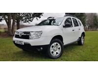 Dacia Duster 1.5 dCi Ambiance 4x4 5dr 1 OWNER+4WD+LOW MILEAGE