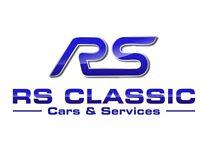 Classic Car Mechanic