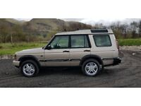 LANDROVER DISCOVEREY TD5 GS FACELIFT MODEL 7SEATER