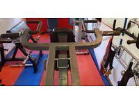 Weight bench, Bodymax / chest press / shoulder press