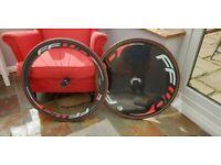 FFWD F4R front & Full Carbon Disc Aero Wheelset - TT/TRIATHLON/IRONMAN - £1850