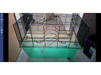 Large hamster orgerbil cage
