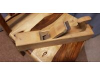 """Vintage Emir London 2 1/4"""" wooden hand plane in very good condition"""
