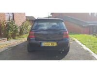 2002 VW Golf 1.4 Black