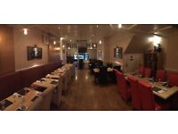 Part time waitress required for Italian restaurant in queensway