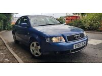 Audi A4 £999with complete service history one owner from new. 07903496697