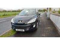 Cheap for QUICK SALE!! 2010 Peugeot 308 1.6 Diesel 93,000 miles