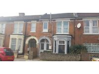 2 bedroom ground floor apartment with garden Portsmouth Southsea £800pcm Francis road PO4 0EP