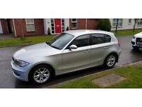 2007 BMW 116i ES, FULL MOT, 78K, 6 SPEED, ISOFIX, GREAT FAMILY CAR WITH 3 MONTH WARRANTY!