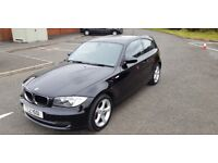 2008 BMW 116i EDITION ES, FULL MOT, EXCELLENT HISTORY, 102K, IMMACULATE CAR!