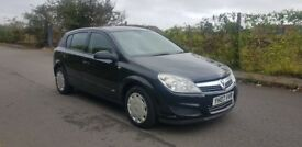 2007 (07) Vauxhall Astra life A/C