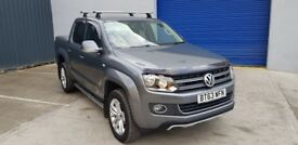 VOLKSWAGEN AMAROK 2.0 Bi TDI BlueMotion Highline Pickup 4MOTION 4dr **ONE OWNER**FULL VW HISTORY**