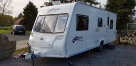 Bailey Pageant Series 6 Provence 2007 Caravan, 5 Berth, Two Awnings