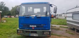 2002 Iveco Ford Cargo 75E15K Truck