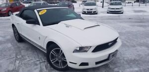 2010 FORD MUSTANG CONVERTIBLE 4.0 L / TOIT SOUPLE /