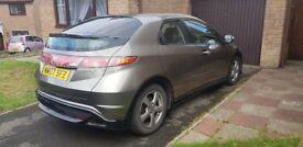 Honda Civic 2007 1.8 petrol 5 doors