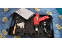 Vertex Vx-701 Hot Air Heat Blower 2000 Watt with Accessories and Moulded Carry Case