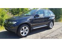 BMW X5 3.0D SPORT **DIESEL**AUTO**4x4**Factory Nav/Memory Seats/Leather**