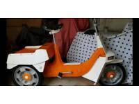 Bsa Ariel 3 1971 classic moped