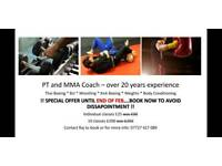 MMA Mixed Martial Arts Coach