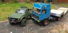 Rc 1/12 Volvo truck
