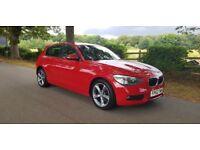 BMW 116i Sport Turbo 2012