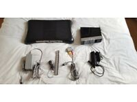 WiiFit Plus bundle - Black