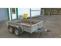 Trailer iFor Williams GD85G Twin Axle