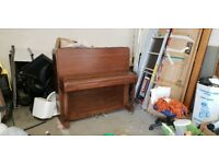 Raymond & Co Upright Piano - Upright and Heavy (needs tuned)