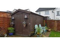 Garden shed 12x8
