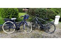 Electric bike ; conversion kit (Supplied & installed) PA