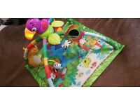 Fisher-price play mat very good condition