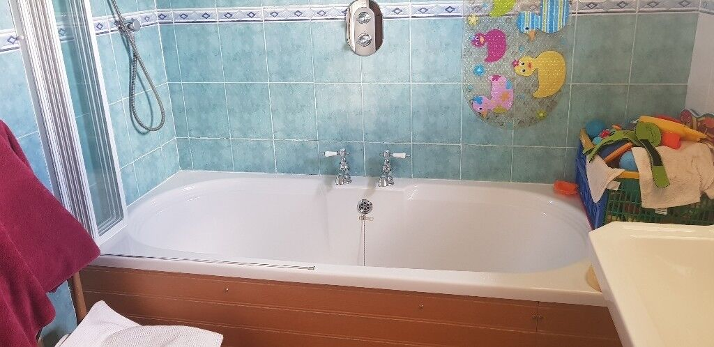 bath tub and shower head for sale | in bath, somerset | gumtree