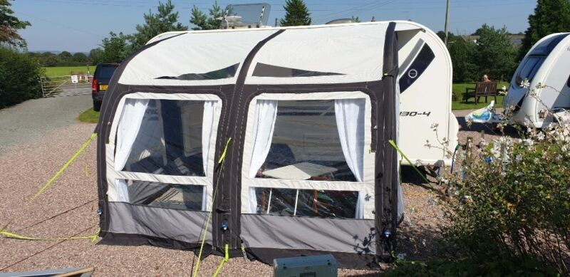 KAMPA RALLY AIR PRO 330 AWNING for sale  Bagillt, Flintshire