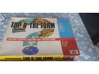 Old vintage collectible board game top o the form