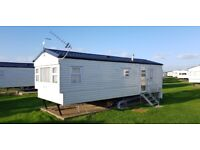 2 bed caravan for hire/ rent, west Sands, Selsey, Bunn Leisure. Available this weekend.