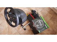 Thrustmaster TMX Force Feedback Racing Wheel Xbox one/PC + Wheel Stand Pro V2