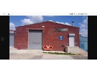Wanted industrial unit,garage,workshop