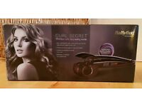 BaByliss Curl Secret 2667U Hair Curler - as new