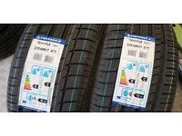 215 40 17 2 x NEW!! tyres Triangle Sporte X All Seasons